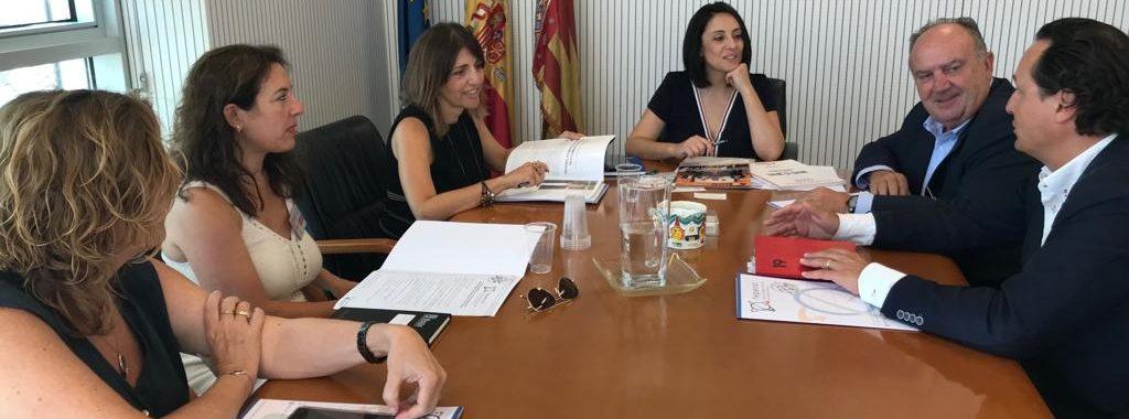 La Secretària Autonòmica, Rebeca Torró, marca un termini de sis mesos per a comptar amb el Reglament de la Llei d'Àrees Industrials