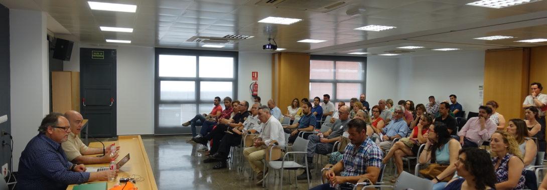 Fepeval aplaude el inicio de acciones de formación en seguridad en polígonos de Paterna y Albuixech-Massalfassar