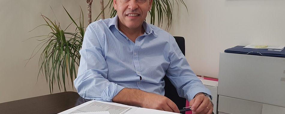 """Vicente Seguí: """"La col·laboració entre les àrees industrials i Districte Digital seria molt interessant"""""""