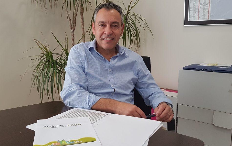 """Vicente Seguí:  """"La colaboración entre las áreas industriales y Distrito Digital sería muy interesante"""""""