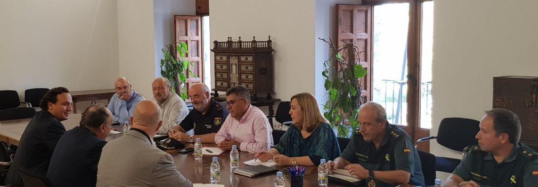 Fepeval agraeix la labor de les Forces i Cossos de Seguretat de l'Estat durant la DANA