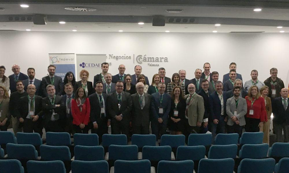 El Congrés d'Àrees Empresarials de FEPEVAL desperta l'interés per la creació d'Entitats de Gestió i Modernització