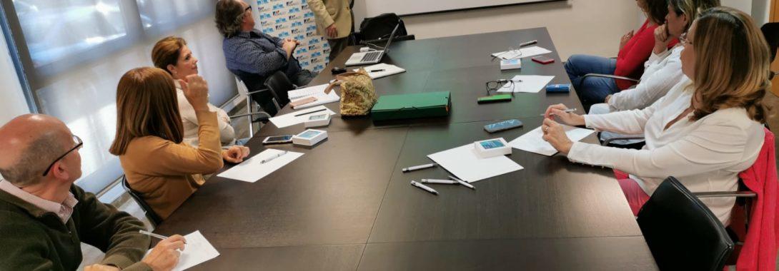 Representantes de áreas Empresariales de Paterna y Albuixech Massalfassar se forman en coordinación ante emergencias
