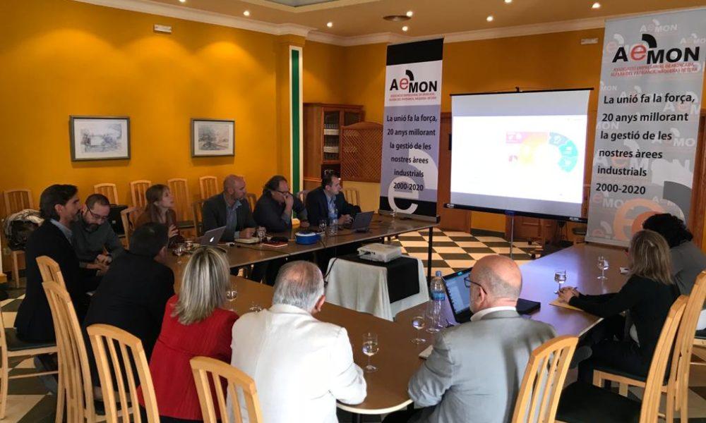 AEMON posa en marxa una plataforma digital per a àrees empresarials pionera en la Comunitat