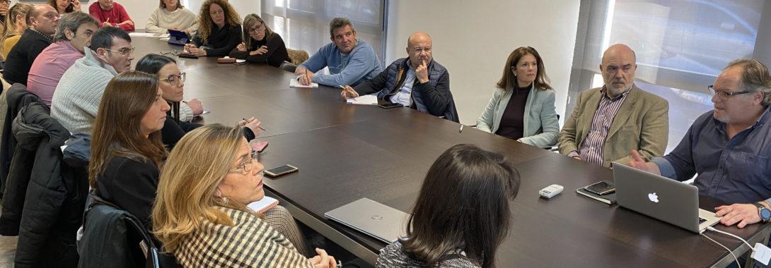 Una trentena de gerents d'àrees empresarials es formen en l'eina pionera de gestió facilitada per *FEPEVAL