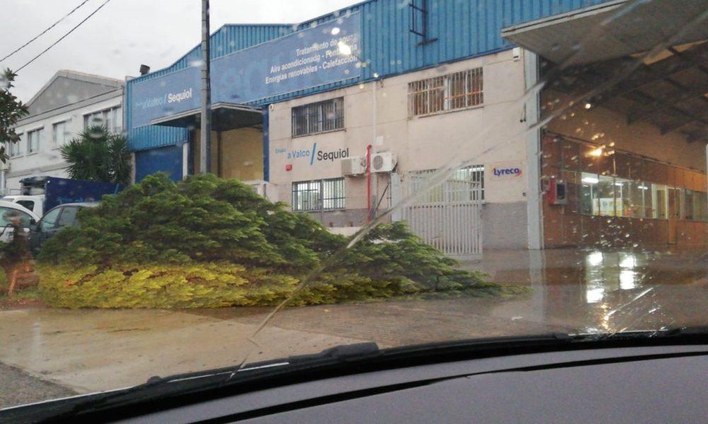 Fepeval recuerda la necesidad de invertir en la mejora de pluviales de las áreas industriales