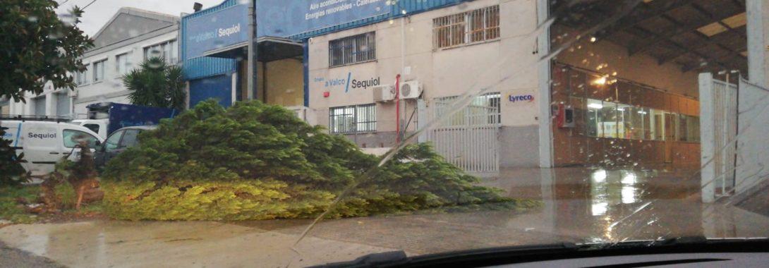 Fepeval recorda la necessitat d'invertir en la millora de pluvials de les àrees industrials