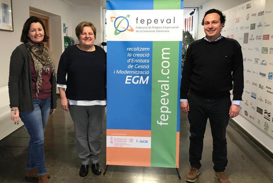 Fepeval asesora al Ayuntamiento de Alfafar para la adaptación de su parque empresarial a la Ley de Áreas Industriales