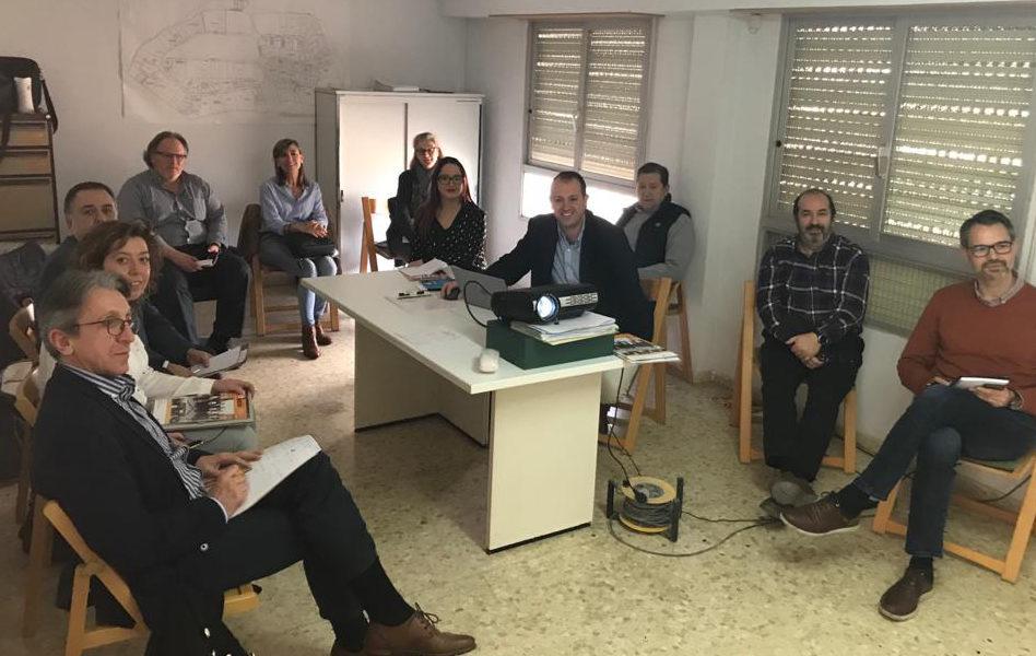 Fepeval forma a gerentes de entidades federadas en la nueva aplicación de áreas industriales
