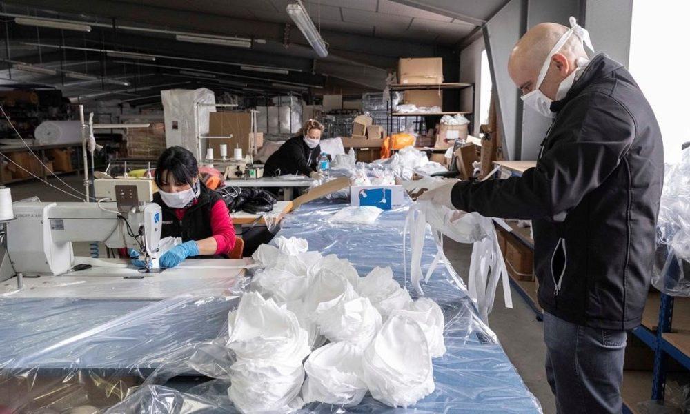 Fepeval colabora con la CEV en la estimación de las necesidades de mascarillas y EPIS para trabajadores de áreas empresariales