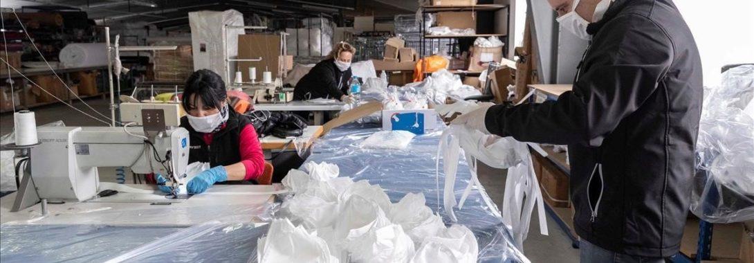 Fepeval col·labora amb la CEV en l'estimació de les necessitats de màscares i EPIS per a treballadors d'àrees empresarials