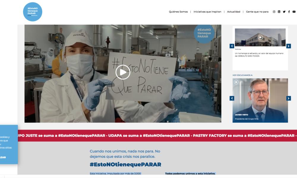 FEPEVAL s'uneix a la iniciativa #EstoNOtienequePARAR, prioritzant sempre la seguretat i la salut de les persones.