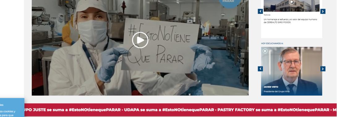 FEPEVAL se une a la iniciativa #EstoNOtienequePARAR, priorizando siempre la seguridad y la salud de las personas.