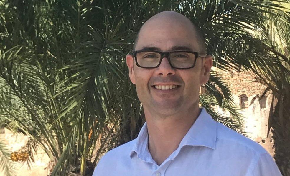 «Per a mi no són números, són famílies», Raúl Tudela, gerent de Recuperaciones Xúquer.