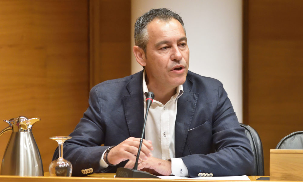 Fepeval assenyala en Corts Valencianes la importància d'invertir en les àrees empresarials per a la recuperació econòmica i la cohesió social