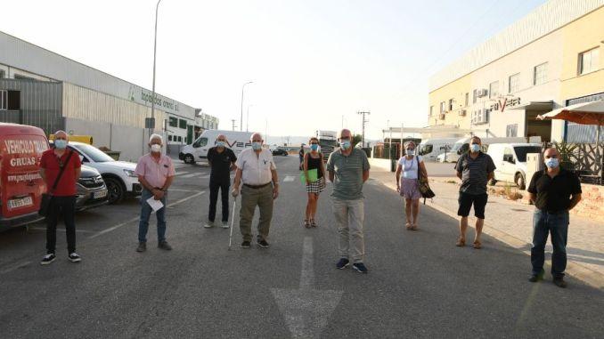 Els empresaris del Polígon Industrial Puente Alto lamenten el tracte del Consorci de Compensació d'Assegurances deu mesos després de la DANA