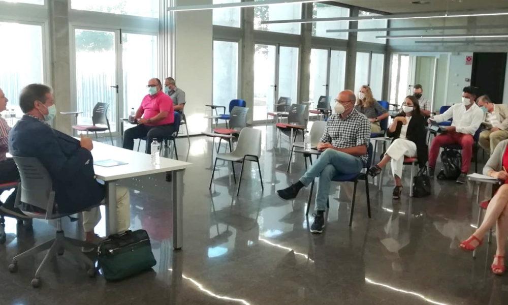 Les àrees empresarials d'Alacant i la Universitat llancen el projecte AE20L per al seu desenvolupament i posicionament a nivell europeu