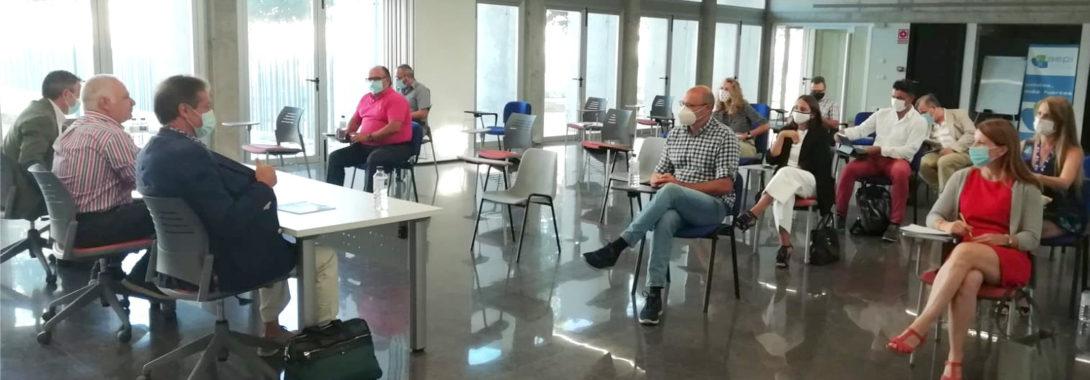 Las áreas empresariales de Alicante y la Universidad lanzan el proyecto AE20L para su desarrollo y posicionamiento a nivel europeo