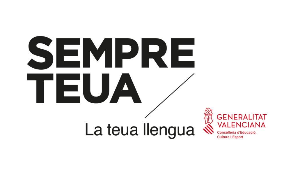 AJUDES FOMENT DEL VALENCIÀ, Conselleria d'Educació, Cultura i Esports de la Generalitat Valenciana.