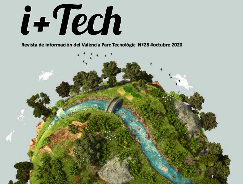 Nova edició de la revista de la EGM Parc Tecnològic Paterna.