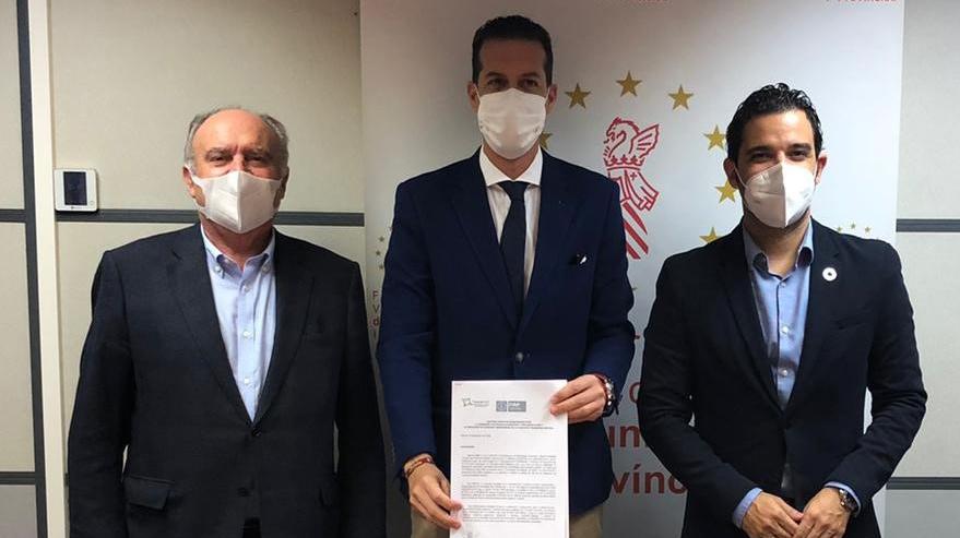La Federació Valenciana de Municipis i Províncies signa un conveni amb *FEPEVAL per a potenciar la creació d'Entitats de Gestió i Modernització