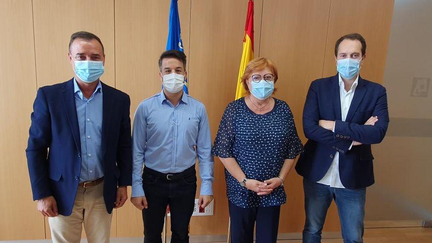 Riba-roja, Cheste i Loriguilla exposen al Govern la necessitat d'alleujar l'accés a la A-3 i l'A-7