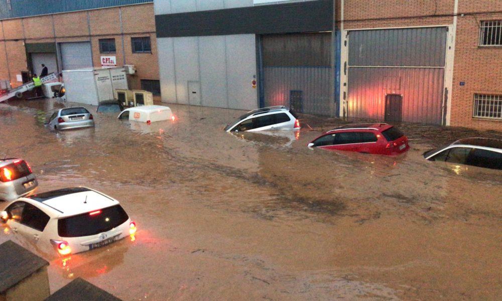 Fepeval recolza a AEMBE en les seues peticions per a retornar la normalitat a les empreses dels polígons de Beniparrell afectats per les pluges