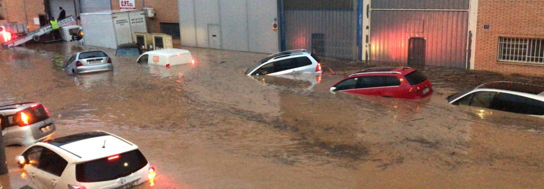 Fepeval respalda a AEMBE en sus peticiones para devolver la normalidad a las empresas de los polígonos de Beniparrell afectados por las lluvias