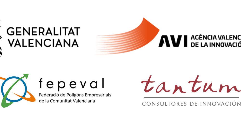 Projecte Compra Pública d'Innovació amb la col·laboració de l'Agència Valenciana de la Innovació.