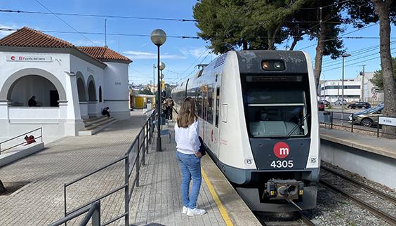 Asivalco agraeix el projecte de millora de freqüències de Metrovalencia que beneficiarà a Font del Gerro