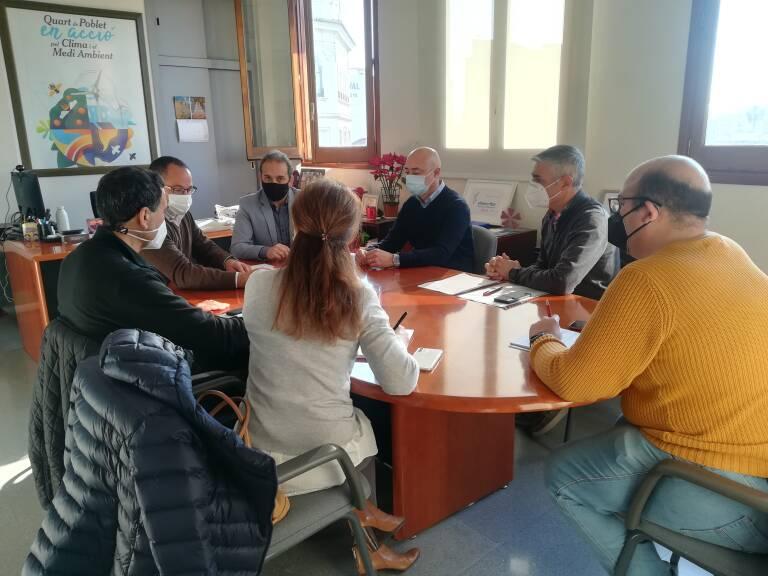 Quart de Poblet invertirà 400.000 euros en la millora dels seus polígons industrials