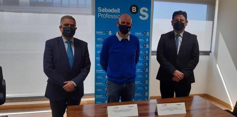 El Sabadell i l'Associació d'Empresaris del Polígon Puente Alto signen un nou conveni