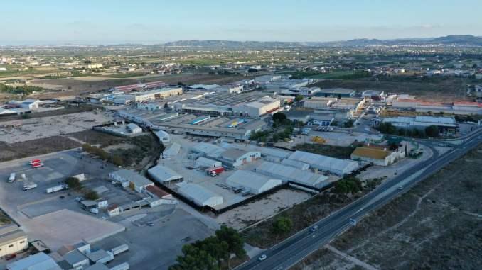 L'Associació d'Empresaris del Polígon Industrial Puente Alto reclama la millora de la neteja