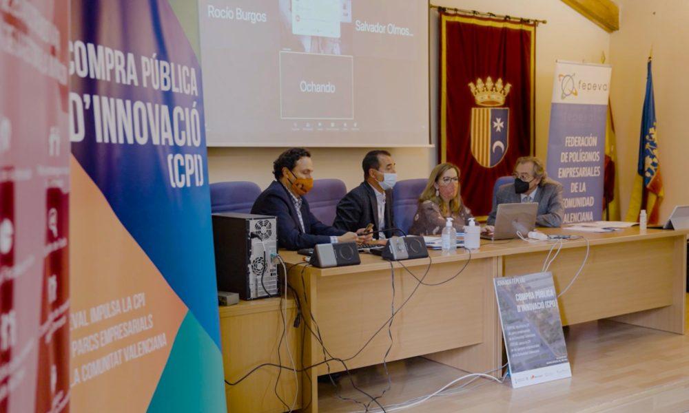 FEPEVAL informa sobre la Compra Pública d'Innovació en Riba-roja