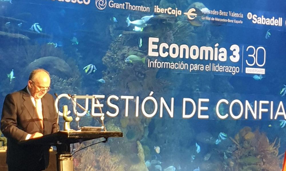 #PremiosEconomía3: Fepeval, pionera en la defensa de les àrees industrials