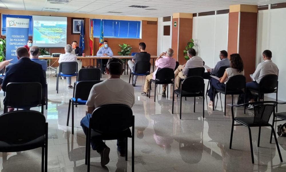 L'Ajuntament de Loriguilla anima al sector empresarial a treballar de manera conjunta i crear una EGM