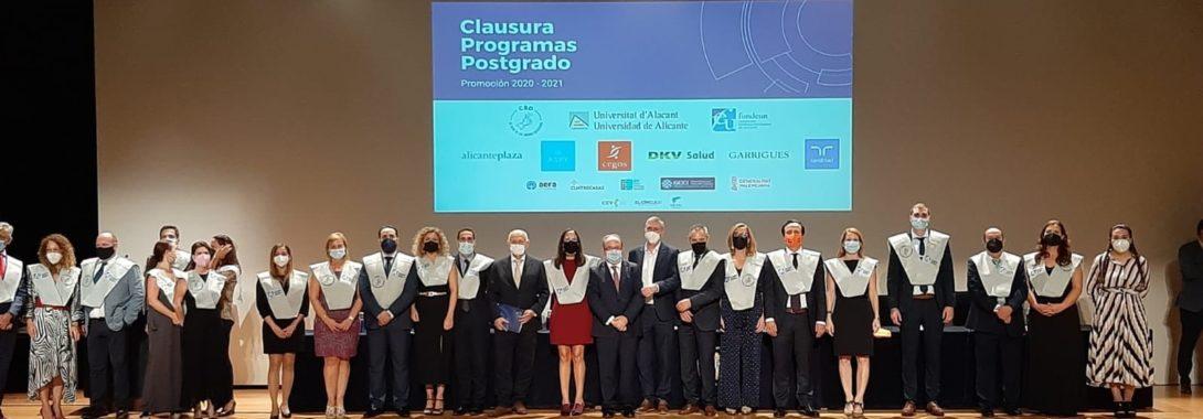 Fepeval, Universitat d'Alacant i IVACE formen per primera vegada a professionals per a la gestió de parcs empresarials